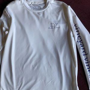 Long Sleeve T-Shirt Vineyard Vines